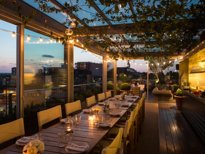 10 Rooftop Bars In The UK Perfect For Lazy Summer Days (And Nights)