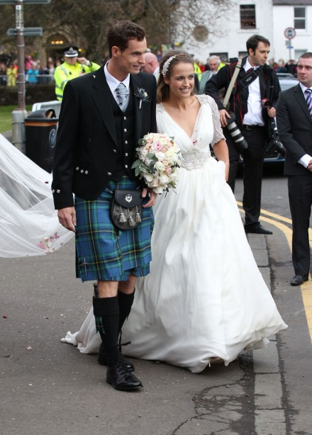 andy murray kim sears wedding kim sears 39 wedding dress