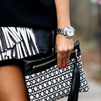 Street Style Paris Watches