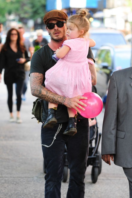 Harper Beckham style