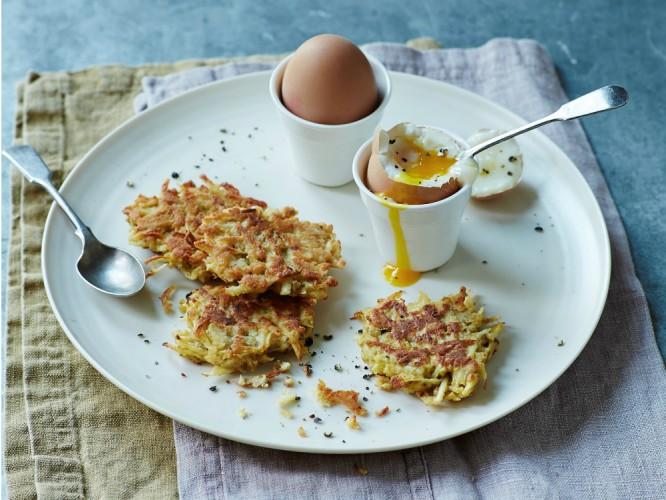Parsnip Fritters by Amelia Freer