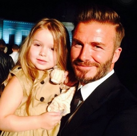 Burberry Threw One Amazing (Beckham-Packed) Fashion Party Last Night