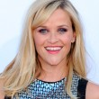 Reese Witherspoon wearing a sequinned dress on the red carpet
