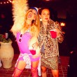 Kate Hudson and Jennifer Meyer at Kate Hudson's 36th birthday party