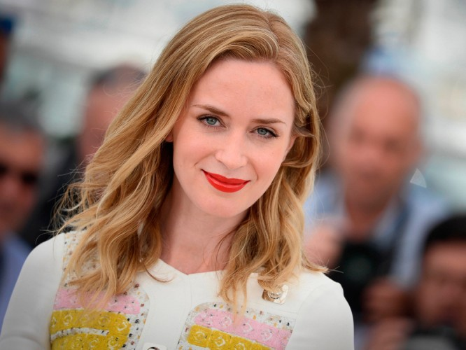 Emily Blunt Has Something To Say About THAT Cannes Film Festival High Heel Rule