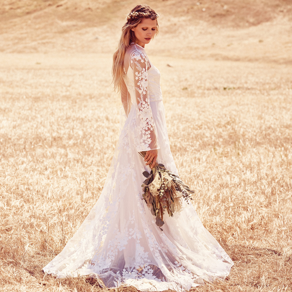 high street wedding dresses fashion pictures marie claire