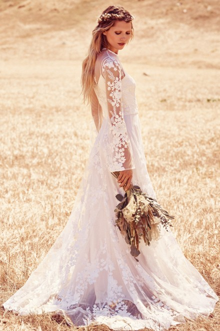 fashion free people bridal collection
