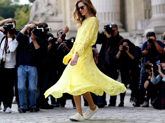 Why You Should Make Room In Your Wardrobe For The Midi Dress...