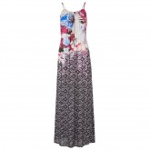 Free People Floral Printed Maxi Dress