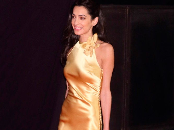 Behold The Moments That Made Amal Clooney A Style Icon