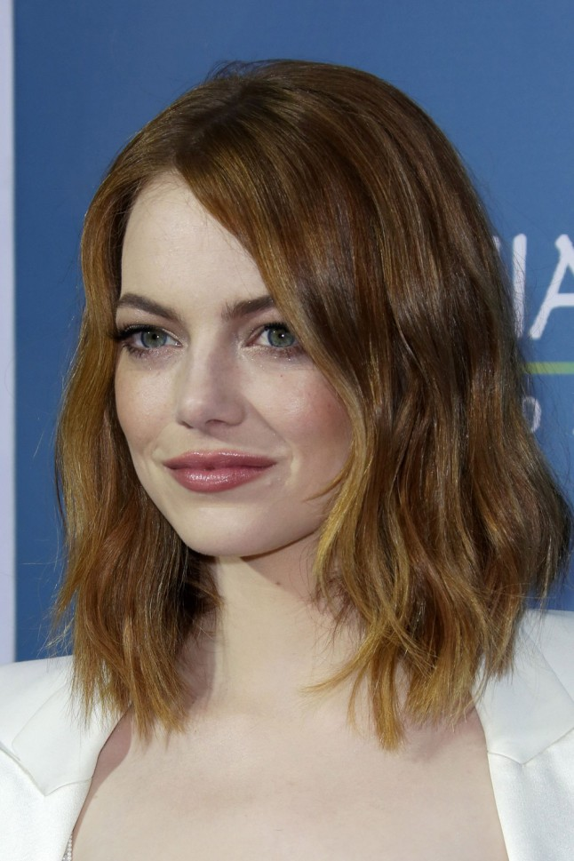 rachel mcadams and emma stone remind us why bob hairstyles