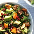Naturally Sassy kale salad T
