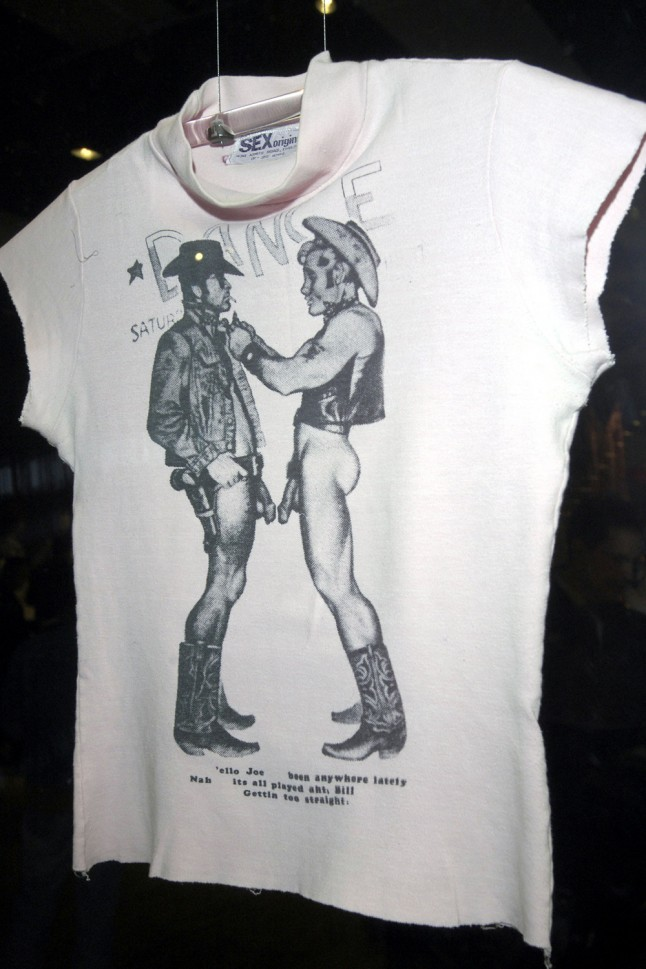 image Gay leather sex clothing first time preston