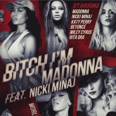 Madonna Unveils Bitch I'm Madonna Video With Beyonce, Nicki Minaj and Katy Perry