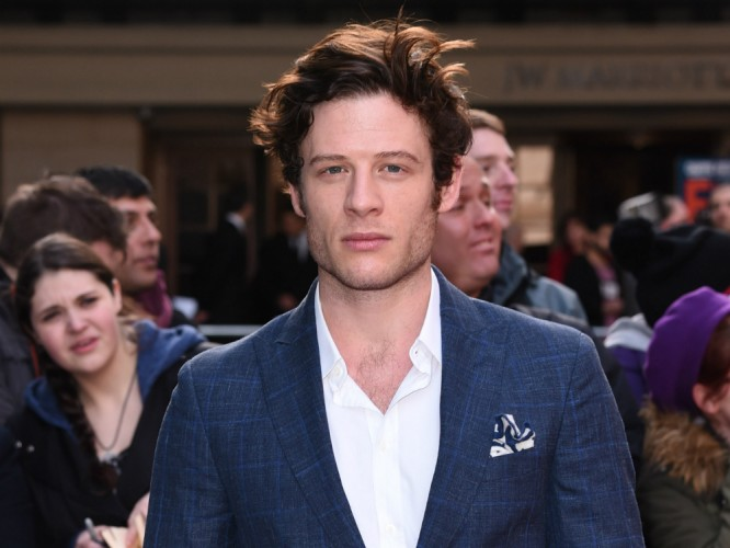 WATCH: Happy Valley Star James Norton Gets Confessional