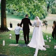 Ashley Simpson Evan Ross Wedding Photos