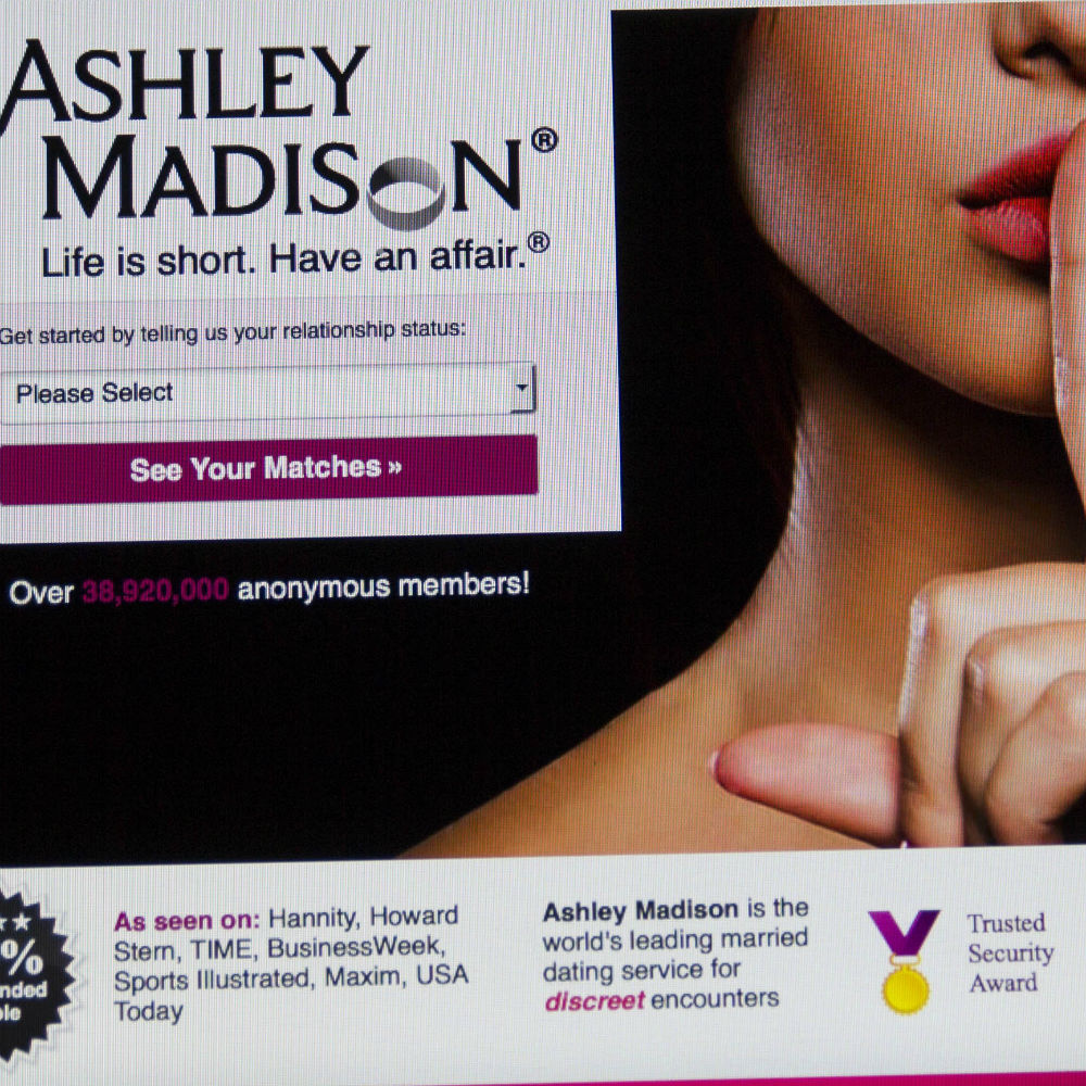 ashley madison credits