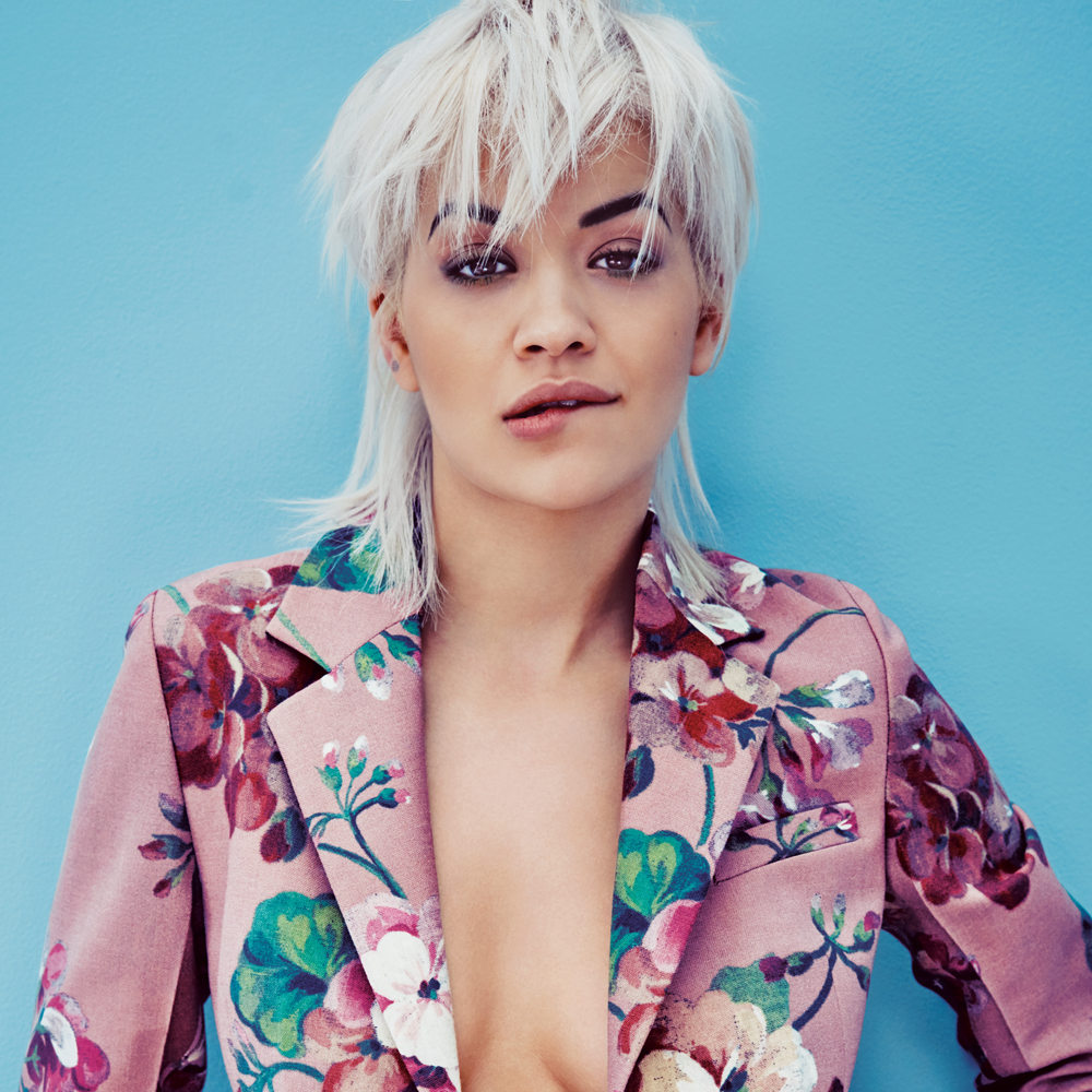 Rita Ora Is Marie Claire Uk S October Cover Star Marie