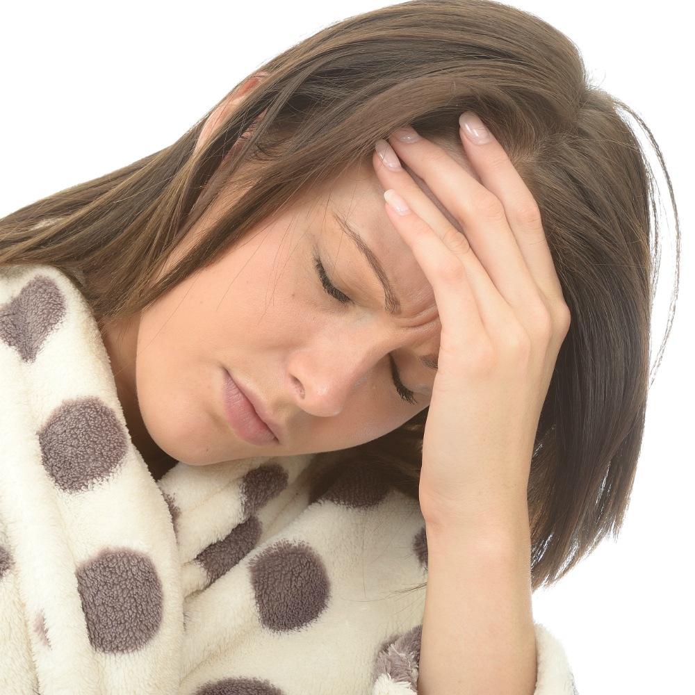 how to get over a migraine
