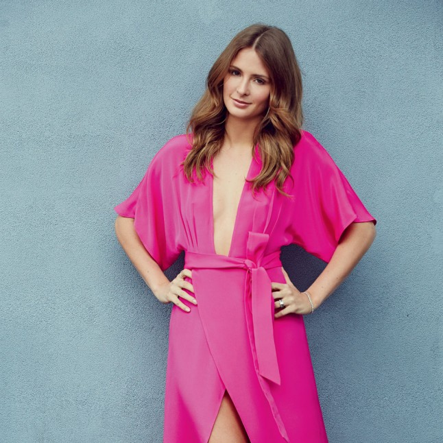 From MIC To Author: We Speak To Millie Mackintosh About Her New Book, Fitness And More