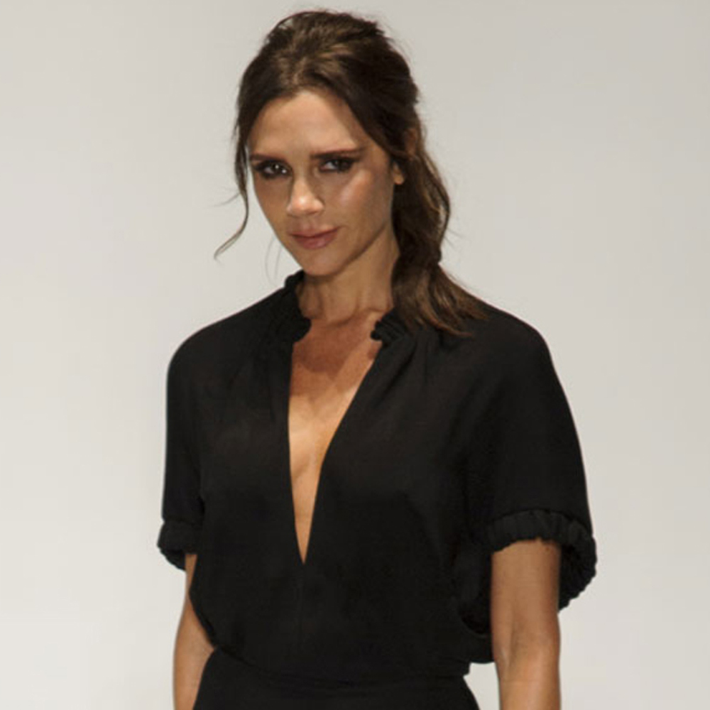 Victoria Beckham SS16 Fashion Show, Spring 2016 Collection Pictures ... Victoria Beckham