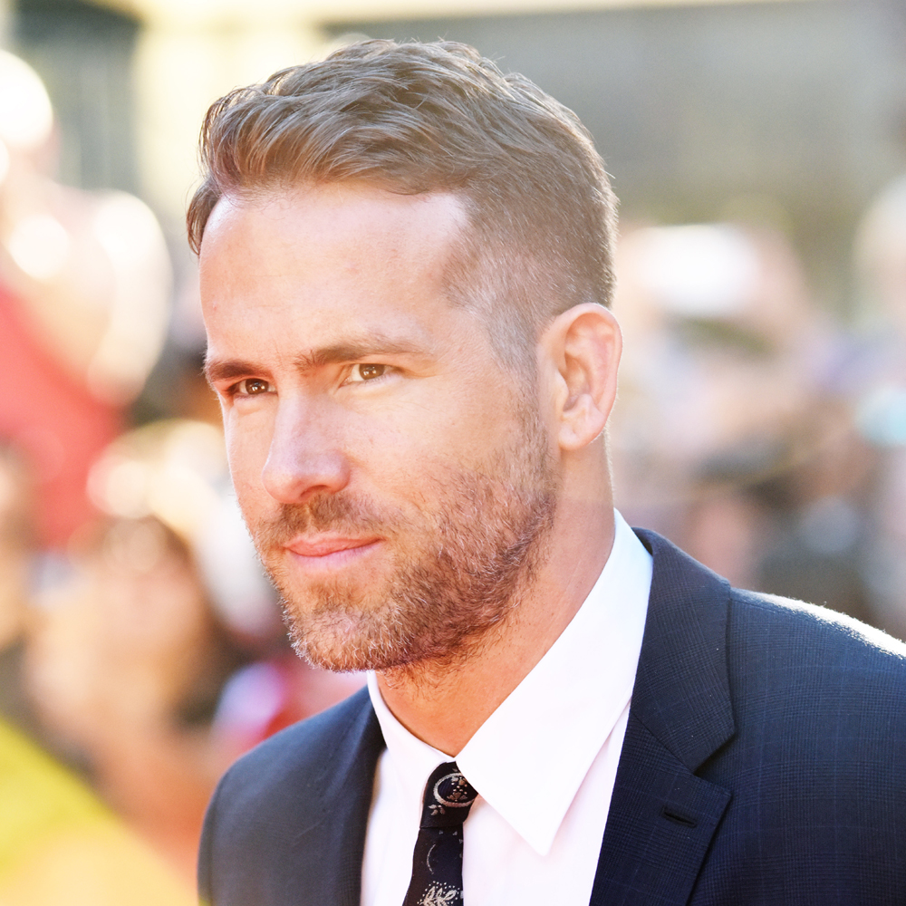 Ryan Reynolds On Fatherhood Marie Claire Interview