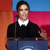 Victoria Beckham social good summit