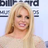 Britney Spears Long Blonde Hair