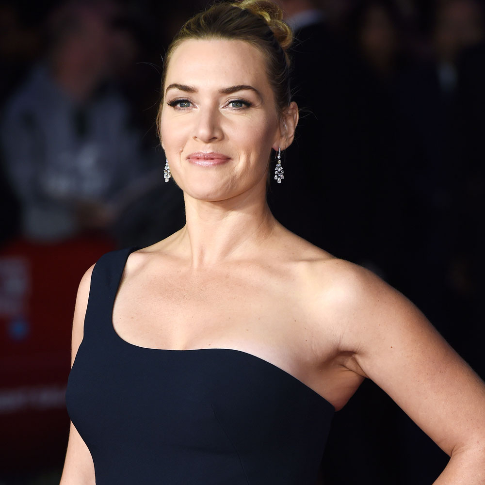 Kate Winslet: 'We Don't Do Social Media In My House' | Marie Claire Kate Winslet