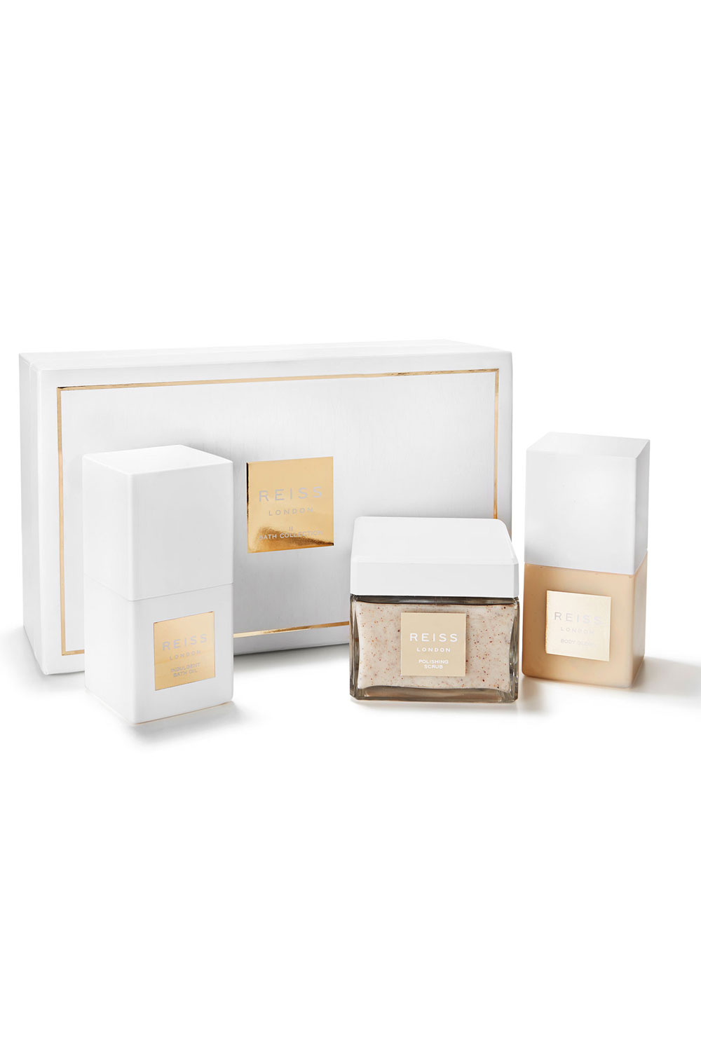Beauty Gift Sets For Christmas SPA DAY BLISS Reiss II Bath Collection 20