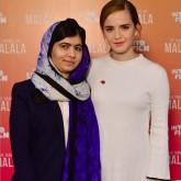 Emma Watson Interviews Malala Yousafzai Following Premiere Of He Named Me Malala