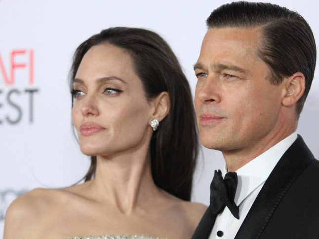 Angelina-Jolie-and-Brad-Pitt- By The Sea