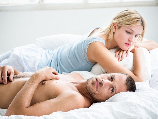 Sexual intimacy clinical study for women
