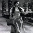 Judy Garland wizard of oz film still L