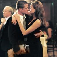 Brad Pitt & Angeline Jolie