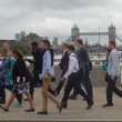 commuting-london-walking T