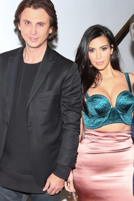 Kim Kardashian Jonathan Cheban