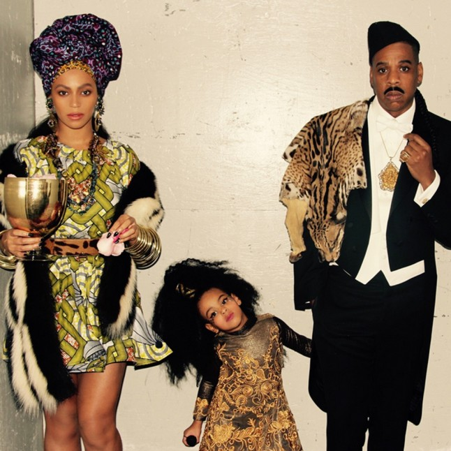 Times Blue Ivy Carter Acted Just Like Beyonce | Marie Claire