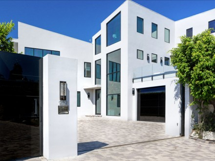 John Legend And Chrissy Teigen's New House
