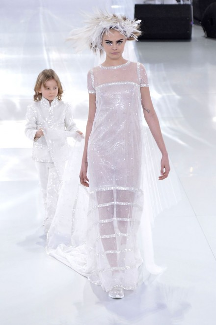 Chanel wedding dresses