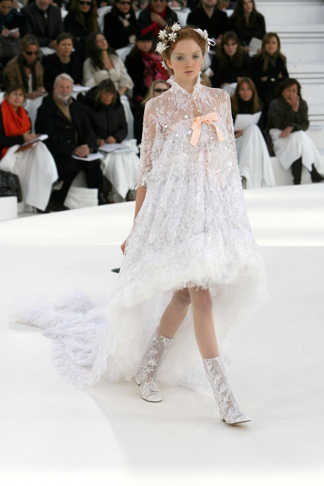 Best Chanel Wedding Dresses These Are The Celebrity