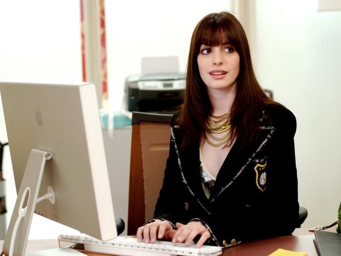 Devil Wears Prada Office Work