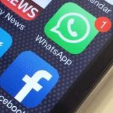Whatsapp Facebook Twitter Mobile Phone Technology