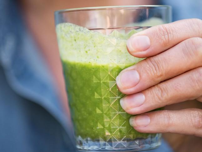 Amelia Freer Green Smoothie Recipe