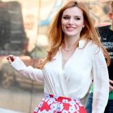 Bella Thorne Red Hair