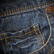 Jeans pocket denim