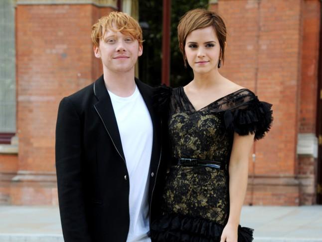 Emma Watson Rupert Grint