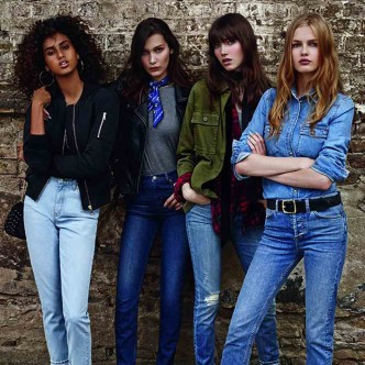 Topshop New Season Denim