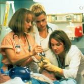 ER, Christine Elise, Sherry Stringfield 1990s