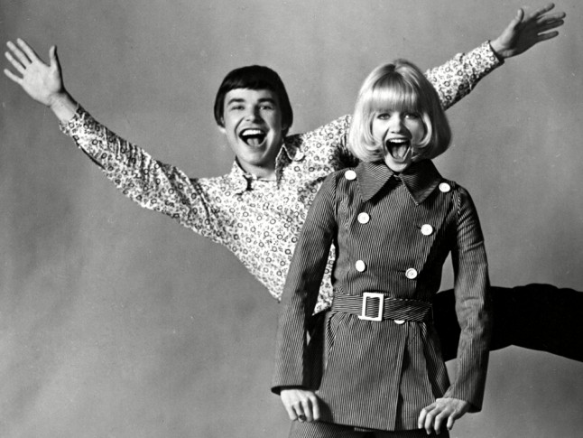 HERE WE GO ROUND THE MULBERRY BUSH, Barry Evans, Judy Geeson, 1967